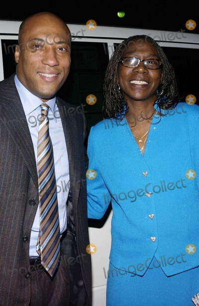 Afeni Shakur Photo - Tree of Life Awards at the Century Plaza Hotel Honoring the Oscar Nominees and More on February 25 2005 Afeni Shakur  Byron Allen Valerie Goodloek41930vg Photo by Valerie Goodloe-Globe Photos