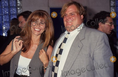 Tawny Kitaen Photo - Tawny Kitaen Chris Farley 1993 L6111tr Photo by Tom Rodriguez-Globe Photos Inc