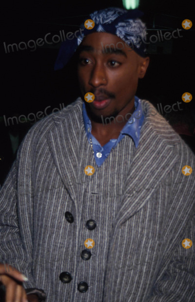 Tupac Shakur Photo - Tupac Shakur L9518rh Sd1013 I Like It Like That Premiere Photorose HartmanGlobe Photos Inc