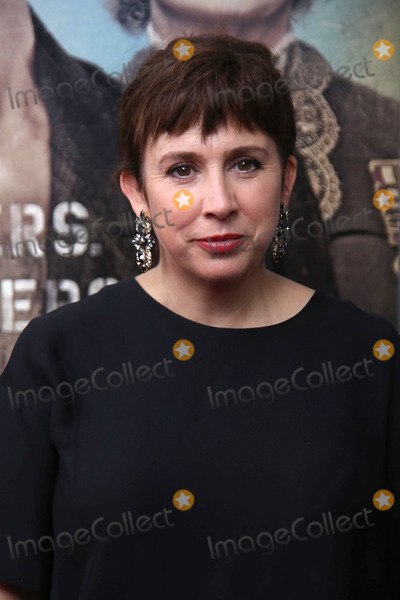 Abi Morgan Photo - Abi Morgan attends the New York Premiere of Focus Features Suffragette the Paris Theater NYC October 12 2015 Photos by Sonia Moskowitz Globe Photos Inc