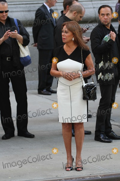 Joan Rivers Photo - Joan Rivers Memorial Held at Temple Emanu-el in Manhattan Her Service Was Attended by Friends Family and Celebrities Marlo Thomas