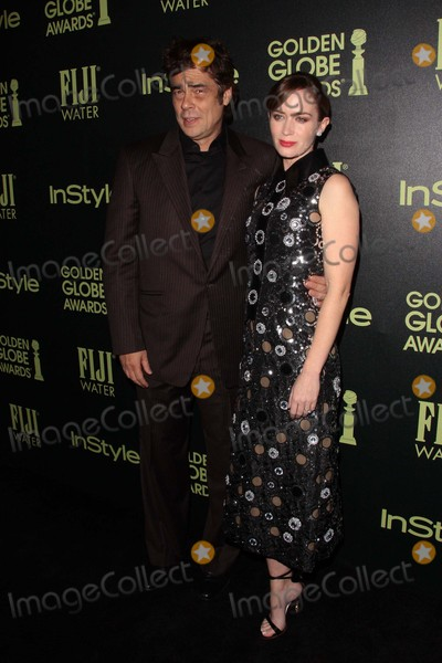 Emily Blunt Photo - Emily Blunt and Benicio Del Toro Attend Hollywood Foreign Press Association and Instysle Celebration of the 2016 Golden Globe Award Season on November 17th 2015 at Ysabel West Hollywoodcaliforniaphototony LoweGlobephotos