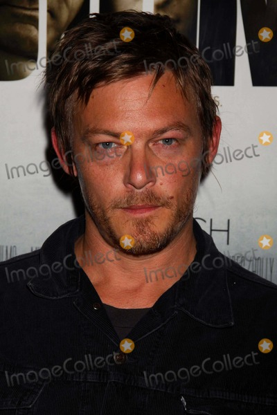 Norman Reedus Photo - Norman Reedus at Premiere of Stone at Moma New York City 10-05-2010 Photo by John BarrettGlobe Photos Inc2010