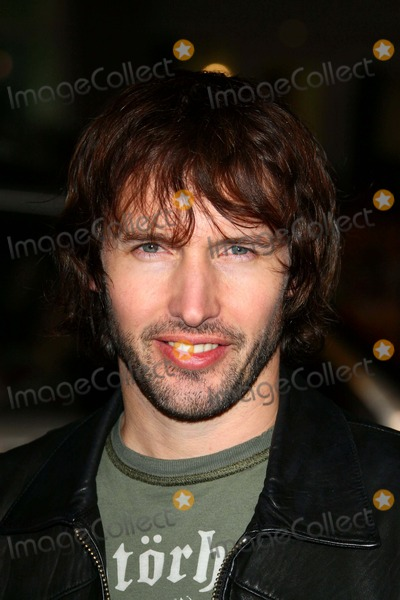 James Blunt Photo - James Blunt Singer Ps I Love You - World Premiere - Graumans Chinese Theater Hollywood California - 12-09-2007 Photo by Graham Whitby Boot-allstar-Globe Photosinc