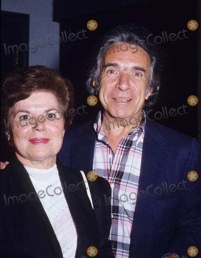 Arthur Miller Photo - Arthur Miller with Wife C0405 Photo by Nate Cutler-Globe Photos Inc