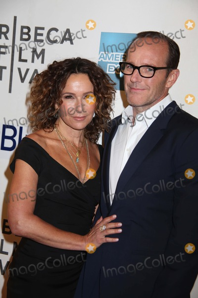 Jennifer Grey Photo - Trust Me World Premiere at the 2013 Tribeca Film Festival Bmcc Tribeca NYC April 20 2013 Photos by Sonia Moskowitz Globe Photos Inc 2013 Jennifer Grey Clark Gregg