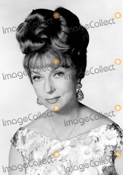 Agnes Moorehead Photo - Agnes Moorehead Photo by Bill Kobrin-Globe Photos Inc