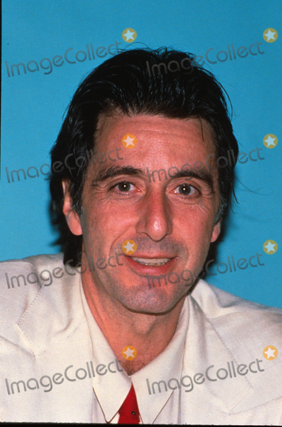 Al Pacino Photo - AL Pacino Photo by Sylvia NorrisGlobe Photos Inc