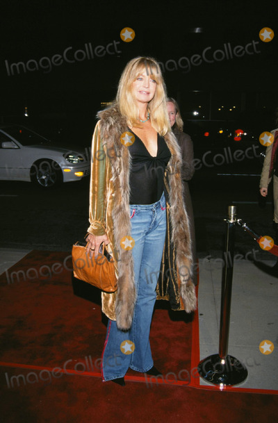 Goldie Hawn Photo -  Behind the Sun Premiere Motion Picture Academy Beverly Hills CA 11272001 Goldie Hawn Photo by Amy GravesGlobe Photosinc