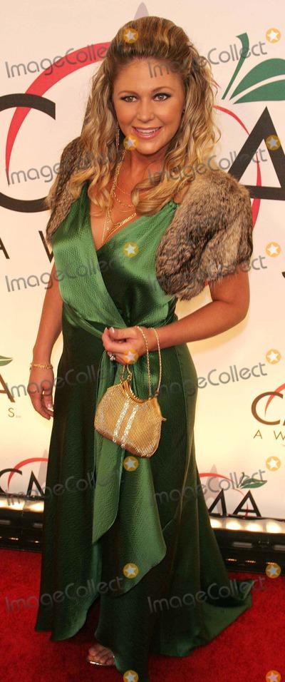 Amber Dotson Photo - Cma (Country Music Awards) Arrivals at Madison Square Garden New York City 11-15-2005 Photo by John Barrett-Globe Photos 2005 Amber Dotson