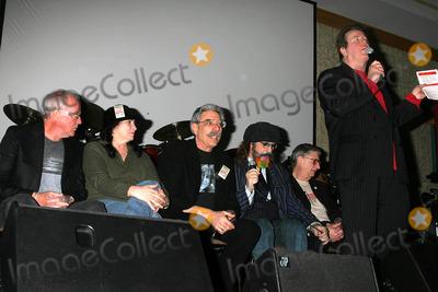 Allan Tannenbaum Photo - MARK AND CAROL LAPIDOS PRESENT THE FEST FOR BEATLE FANS 2008CROWN PLAZA MEADOWLANDS    03-28-2008PHOTOS BY RICK MACKLER RANGEFINDER-GLOBE PHOTOS INC2008 KEN MANSFIELD (OF APPLE RECORDS) AUTHOR NANCY LEE ANDREWSALLAN TANNENBAUM  MARK HUDSON AND FILMAKER TONY HUDSON  MODELAUTHOR PATTIE BOYDAND MARTIN LEWISK57056RM