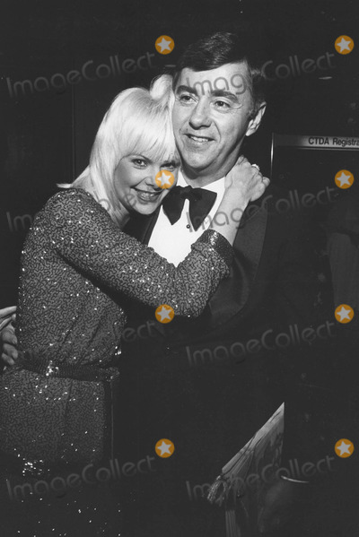 Ann Jillian Photo - Ann Jillian with Husband Andy murciasupplied by Globe Photos Inc