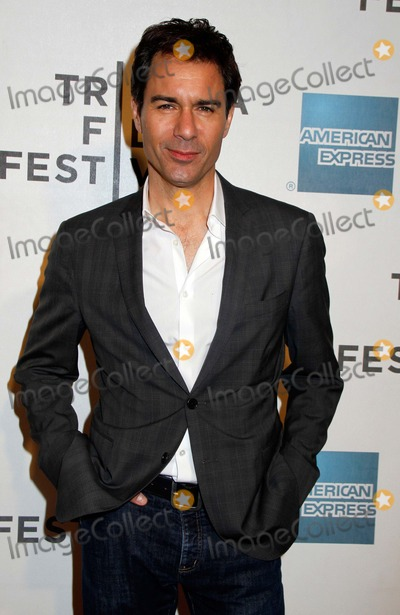 ERIC MCCORMACK Photo - Eric Mccormack Arrives For the Tribeca Film Festival Premiere of Knife Fight at Bmcc Tribeca Pac in New York on April 25 2012 Photo by Sharon NeetlesGlobe Photos Inc