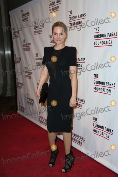 AMY MULLINS Photo - Amy Mullins attends the Gordon Parks Foundation Awards Dinner Cipriani Wall Street NYC June 2 2015 Photos by Sonia Moskowitz Globe Photos Inc