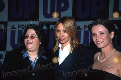 Amy Shomer Photo -  12901 the Power Up Gala at the Regent Beverly Wilshire Hotel in Beverly Hills CA (L to R) Stacy Codikow Rosanna Arquette and Amy Shomer Photo by Amy GravesGlobe Photos Inc