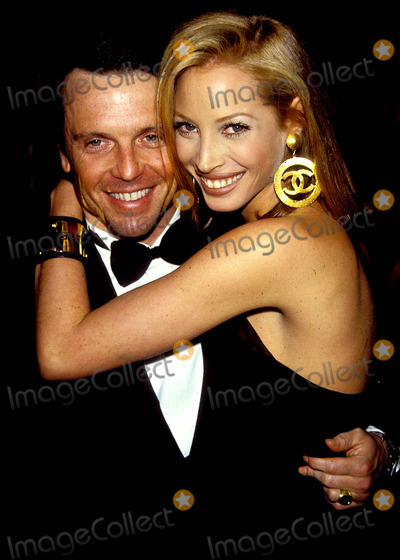 Roger Wilson Photo - Sd0304 Vogue 100th Party Roger Wilson and Christy Turlington Photo Byadam ScullGlobe Photos Inc