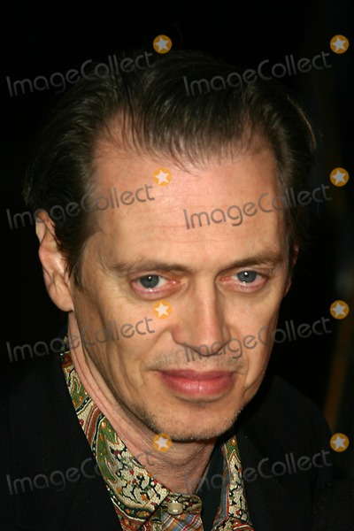 STEVEN BUSCEMI Photo - Big Fish Premiere at the Ziegfeld Theatre New York City 12042003 Photo John B Zissel Ipol Globe Photos Inc 2003 Steven Buscemi
