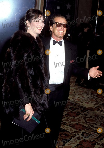 Angelica Houston Photo - Angelica Houston_jack Nicholson Photo Bybill HolzGlobe Photos Inc