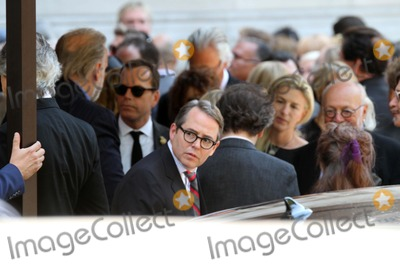 Joan Rivers Photo - Joan Rivers Memorial Held at Temple Emanu-el in Manhattan Her Service Was Attended by Friends Family and Celebrities Matthew Broderick