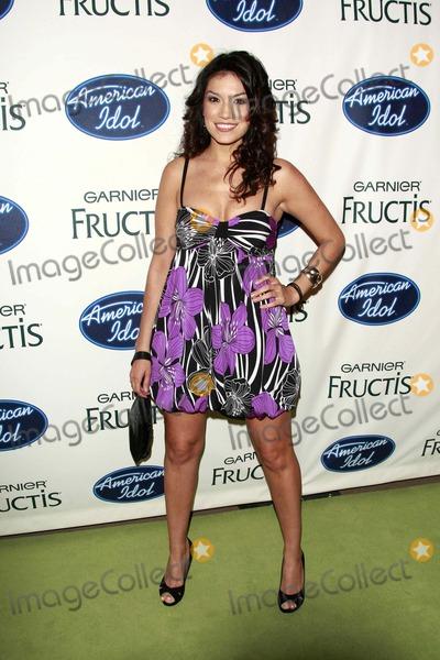 Amanda Avila Photo - Amanda Avila - American Idol Top 24 - Hollywood California - 02-14-2008 - Photo by Nina PrommerGlobe Photos Inc2008 -