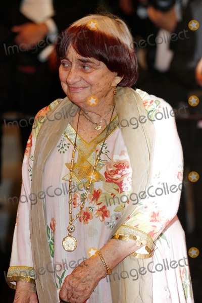 Agnes Varda Photo - Agnes Varda Holy Motors Premiere 65 Cannes Film Festival Cannes France May 23 2012 Roger Harvey Photo by Roger Harvey-Globe Photos Inc
