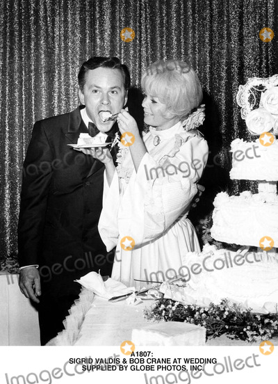 Bob Crane Photo -  Sigrid Valdis  Bob Crane at Wedding Supplied by Globe Photos Inc