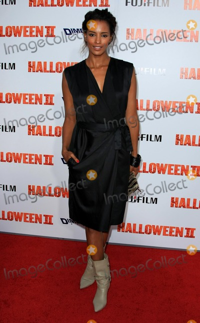 ELLA THOMAS Photo - Ella Thomas Actress Halloween Ii Los Angeles Premiere Photo by Graham Whitby Boot-allstar-Globe Photos Inc 2009