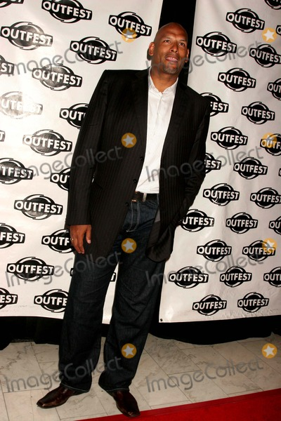 John Amaechi Photo - Outfest 2008 -the 26th Annual Los Angeles Gay  Lesbian Film Festival Orpheum Theatre Los Angeles CA 070908 John Amaechi Photo Clinton H Wallace-photomundo-Globe Photos Inc