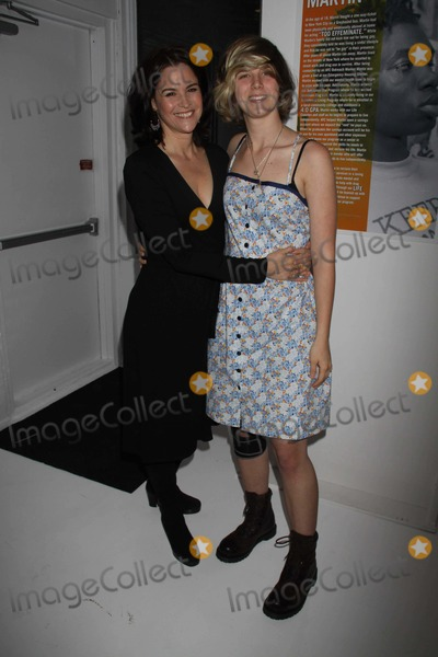 Ally Sheedy Photo - Ally Sheedy and Daughter Rebecca Lansbury the Ali Forney Center Benefit Hosts Its Second Annual Dinner a Place at the Table at Studio 450 W31st 10-6-2011 Photo by John BarrettGlobe Photos Inc