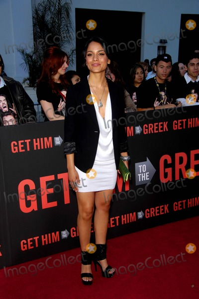 Maya Stojan Photo - Maya Stojan During the Premiere of the New Movie From Universal Pictures Get Him to the Greek Held at the Greek Theatre on May 25 2010 in Los Angeles Photo Michael Germana - Globe Photos Inc 2010