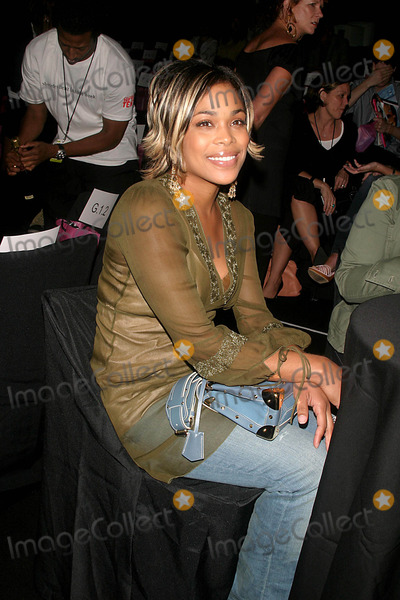 TLC Photo - Mercedes-benz Fashion Week- Betsey Johnson 2004 Spring Collection New York City 09152003 Photo John Barrett  Globe Photos Inc 2003 T-boz (From the Group Tlc)
