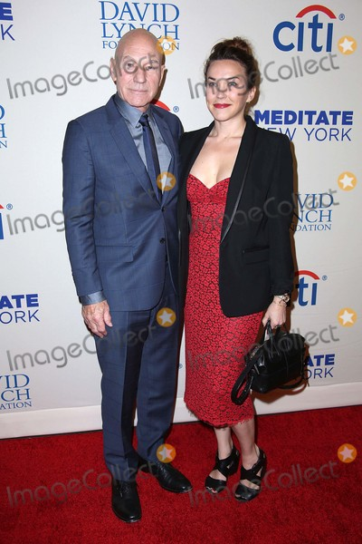 Patrick Stewart Photo - Patrick Stewart and Sunny Ozell Attend Citi Presents Change Begins Within a David Lynch Foundation Benefit Concert Carnegie Hall NYC November 4 2015 Photos by Sonia Moskowitz Globe Photos Inc