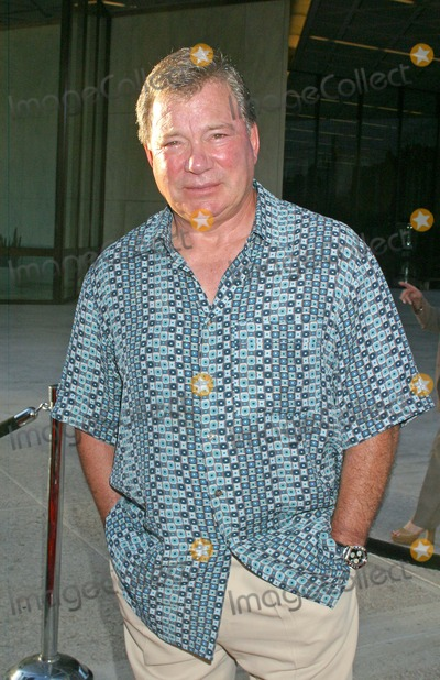 William Shatner Photo - Abc All Star Party at the C2 Cafe Century Plaza Hotel Century City Califronia 07132004 Photo by Clinton H WallaceipolGlobe Photos Inc 2004 William Shatner