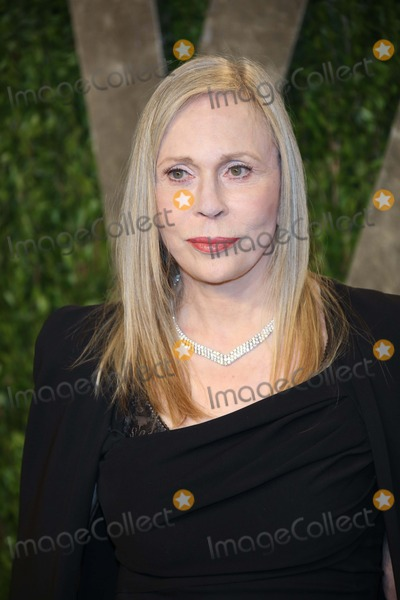 Faye Dunaway Photo - Actress Faye Dunaway Arrives at the Vanity Fair Oscar Party at Sunset Tower in West Hollywood Los Angeles USA on 24 February 2013 Photo Alec Michael Photo by Alec Michael- Globe Photos Inc