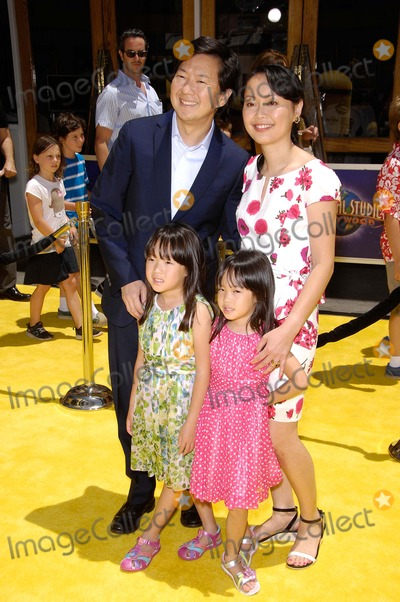 Photos and Pictures - Ken Jeong, Tran Jeong, Alexa Jeong ...