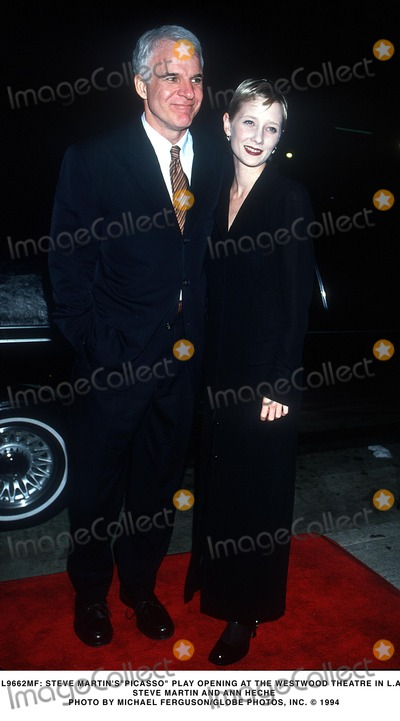 anne heche and steve martin relationship