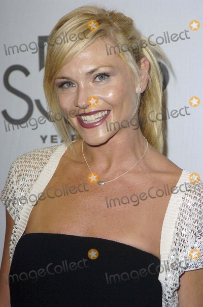 Amy Locane Photo - Actress Amy Locane Poses For Photographers During the 5th Anniversary Soapnet Party Held at Bliss on January 25 2005 in Los Angeles Photo by Michael Germana-Globe