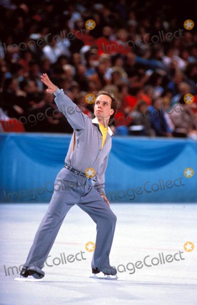 Scott Hamilton Photo - Scott Hamilton 12-1991 Photo by Globe Photos Scotthamiltonretro