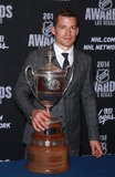 Andrew Ference Photo - 24 June 2014 - Las Vegas Nevada -  Andrew Ference 2014 NHL Awards Press Room at the Wynn Las Vegas Photo Credit MJTAdMedia