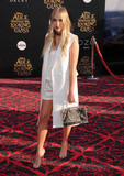 Veronica Dunne Photos - 24 May 2016 - Hollywood California - Veronica Dunne Arrivals for the Premiere Of Disneys Alice Through The Looking Glass held at El Capitan Theater Photo Credit Birdie ThompsonAdMedia