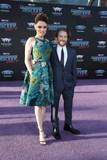 Clare Grant,Seth Green Photo - Premiere Of Disney And Marvels Guardians Of The Galaxy Vol 2 - Arrivals