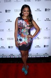 Kelly Rowland,LaLa,Roberto Cavalli,LaLa Anthony,Kelly Rowlands,La La Photo - Kelly Rowland helps VEGAS Magazine celebrate their 9th anniversary at The Cosmopolitan