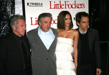 Ben Stiller,Dustin Hoffman,Jessica Alba,Robert De Niro,Paul Zimmerman,ROBERT DENIRO Photo - Little Fockers World Premiere New York City