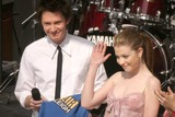 Clay Aiken,Michelle Trachtenberg,Ryan Seacrest Photo - Clay Aiken and Kelly Clarkson On Air With Ryan Seacrest