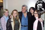 Tammy Lynn Michaels,Melissa Etheridge,Jay Leno,Mavis Leno,Lisa Loeb,THE ROCK,Tammy Lynn Photo - Rock For Choice
