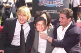 Owen Wilson,Jackie Chan,Brett Ratner Photo - Jackie Chan Star on the Walk of Fame