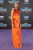 Zoe Saldana Photo - Guardians of the Galaxy Vol 2  Los Angeles Premiere