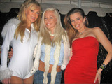 Alicia Arden,Kendra Wilkenson Photo - AXE Cologne for Men Party at the Mansion