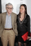 Woody Allen,Soon-Yi Previn Photo - To Rome With Love Premiere
