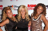 Cheetah Girls,The Cheetah Girls,CHEETAHS GIRLS Photo - The Radio Disney Totally 10 Birthday Concert